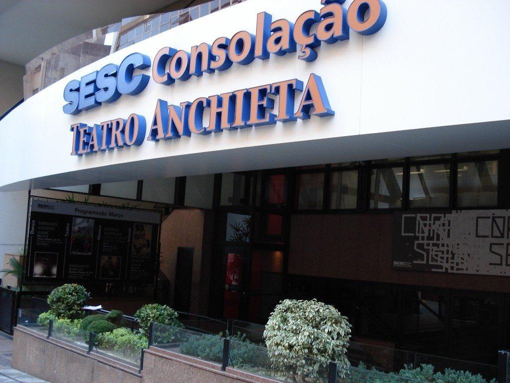 SESC Consolação - VCSP by Buenas Hotéis