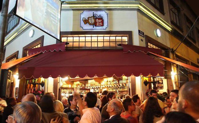 bares no centro de são paulo