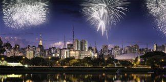 Reveillon em São Paulo