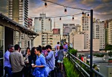 Rooftops para curtir festas ao ar livre no centro de São Paulo