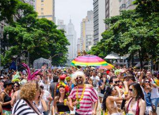 Programação dos Blocos de Rua do Carnaval no Centro de São Paulo 2018